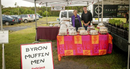 Byron Muffin Men